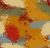 Abstract seamless background blots Royalty Free Stock Images