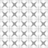 Abstract seamless background - cross holes Stock Photography