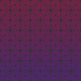 Abstract seamless background with cube decoration on purple background. Seamless background with cube decoration on purple background Stock Images