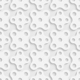 Abstract Seamless Background. 3d Vector Abstract Seamless Background Royalty Free Stock Images