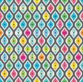 Abstract seamless background. Fabric pattern. Royalty Free Stock Images