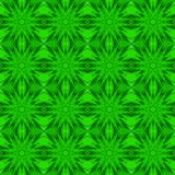 Abstract seamless background of green figures. Abstract seamless background of green geometric figures shape and triangles mosaic Royalty Free Stock Image