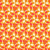 Abstract seamless background. Mosaic. Vector illustration. Stock Images