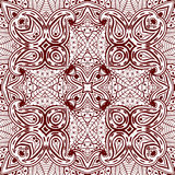 Abstract seamless background. Openwork lattice seamless background, EPS8 - vector graphics Stock Photos