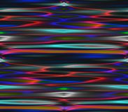Abstract seamless background in red and yellow, green and pink, blue and black colors Stock Images