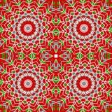 Abstract seamless background. Vector color seamless background, EPS8 - vector graphics Royalty Free Stock Photos