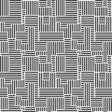 Abstract seamless background. Vector geometric lines pattern. Pattern for textiles and packaging. Royalty Free Stock Photo