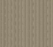 Abstract seamless background of white and brown lines and squares. Abstract seamless strips and small squares of white and brown lined in rows to form a Stock Photos