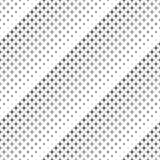 Abstract seamless black and white pattern. Halftone, background vector illustration