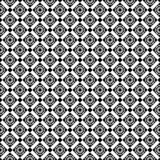 Abstract geometric seamless pattern in black and white, vector. Design, industrial. Abstract seamless black & white repeated design vector laser cut usefull for royalty free illustration