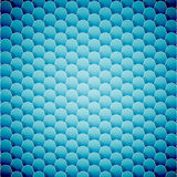 Abstract seamless blue background Stock Image