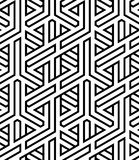 Abstract seamless braided background Stock Photo