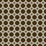 Abstract seamless cellular pattern. Brown, marsh, beige colors Royalty Free Stock Photography