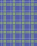 Abstract seamless checkered pattern with lattice Royalty Free Stock Images