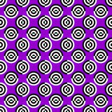 Abstract seamless circle pattern background design. Color vector graphic vector illustration