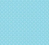 Abstract Seamless Circle Pattern Design Royalty Free Stock Photography