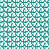 Abstract seamless circle pattern Royalty Free Stock Photos