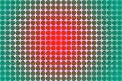 Abstract Seamless Circles in Green, Pink and Red Background. Abstract image of seamless circles texture in red, green and pink background for website, banner stock image
