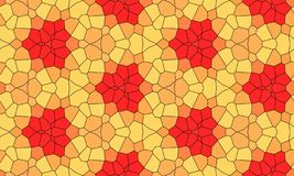 Abstract seamless color pattern Stock Photos