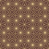 Abstract seamless color pattern. Digital artwork royalty free illustration
