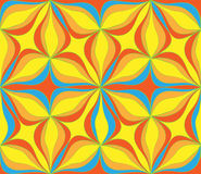 Abstract seamless color pattern 2 Royalty Free Stock Photography