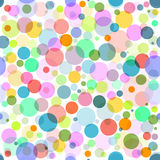 Abstract seamless colorful pattern Royalty Free Stock Photography