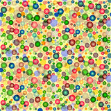 Abstract seamless colorful pattern Royalty Free Stock Photo