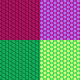 Abstract Seamless Colorful Patterns. Vector Stock Photos