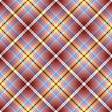Abstract seamless cross pattern Royalty Free Stock Photos