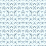 Abstract Seamless Damask Doodle Pattern Royalty Free Stock Photos