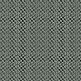 Abstract Seamless dark geometric pattern of prisms or crosses. Geometry grid texture. Prism flower figures background. Black brown Royalty Free Stock Images