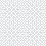 Abstract Seamless Decorative Geometric Light Gray & White Pattern Background Stock Photos