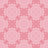 Abstract seamless doodle pattern Royalty Free Stock Images