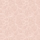 Abstract seamless doodle pattern Stock Photo