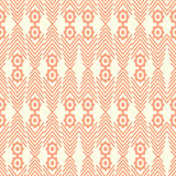 Abstract seamless ethnic pattern. Royalty Free Stock Image