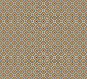 Abstract seamless fabric retro pattern Royalty Free Stock Photography