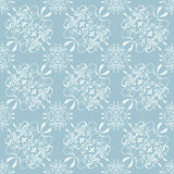Abstract seamless floral pattern Stock Photos
