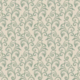 Abstract seamless floral wallpaper pattern Stock Photos