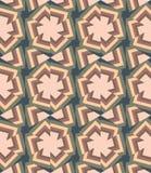 Abstract seamless geometric background. Vector illustration Stock Illustration