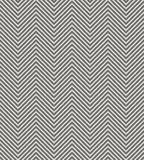 Abstract seamless geometric gray and white pattern Stock Photo