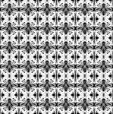 Abstract seamless geometric  pattern Stock Photos