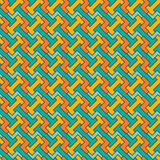 Abstract seamless geometric pattern.  background Royalty Free Stock Image