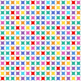 Abstract Seamless geometric pattern. Abstract Seamless geometric colorful pattern. Vector  illustration Stock Illustration