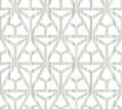 Abstract seamless geometric pattern. Figures with many angles. Directional movement Stock Photo