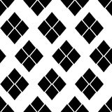 Abstract seamless geometric pattern Stock Photography
