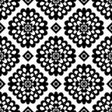 Abstract seamless geometric  pattern rectangle circle arts. Abstract seamless geometric  wallpaper pattern for your design,printing domestic work and sheet less Stock Images