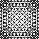 Abstract seamless geometric  pattern rectangle circle arts. Abstract seamless geometric  wallpaper pattern for your design,printing domestic work and sheet less Stock Photo