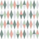 Abstract seamless geometric pattern. Vector background. Abstract seamless geometric pattern. Wallpaper. Vector background Royalty Free Stock Photos