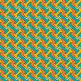 Abstract seamless geometric pattern. Vector Stock Photo