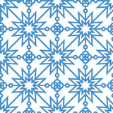 Abstract seamless geometric pattern Royalty Free Stock Images